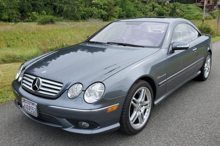 Original-Owner 2006 Mercedes-Benz CL55 AMG