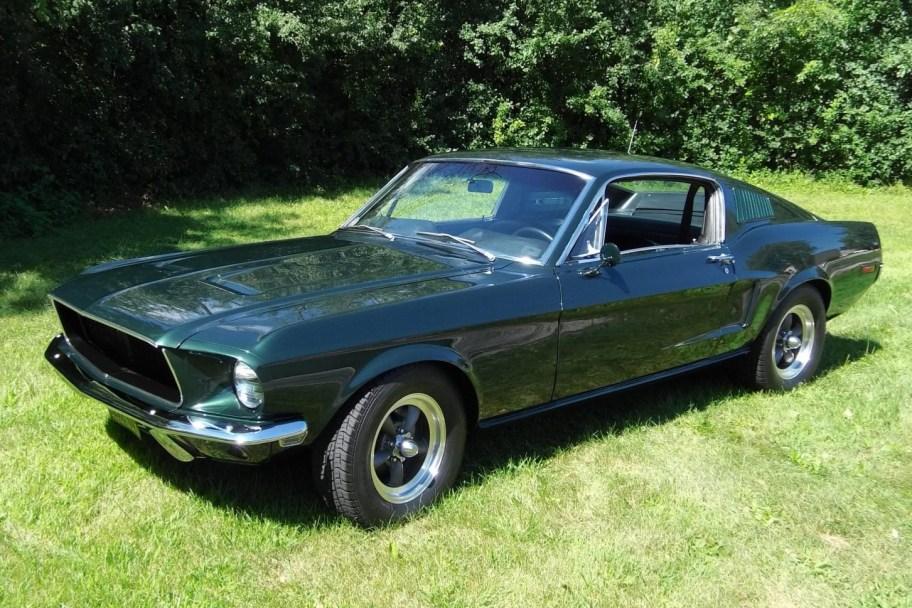 390-Powered 1968 Ford Mustang Fastback Bullitt Tribute 4-Speed