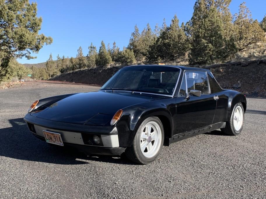 Modified 1974 Porsche 914 2.0 Project