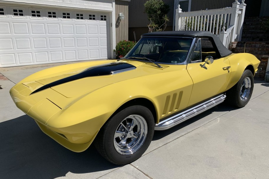 1966 Chevrolet Corvette Convertible 5-Speed