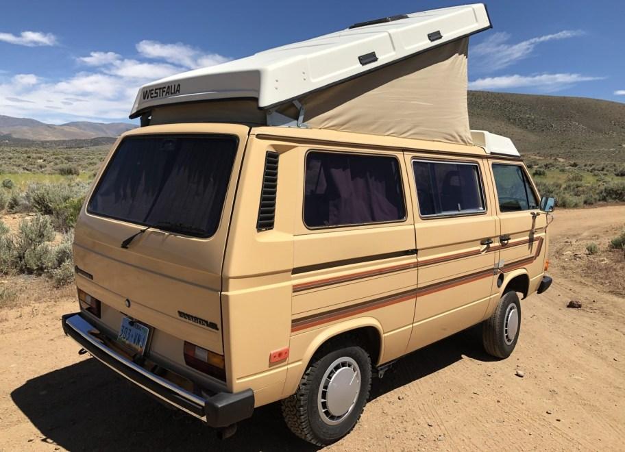 1985 Volkswagen Vanagon GL Westfalia 4-Speed