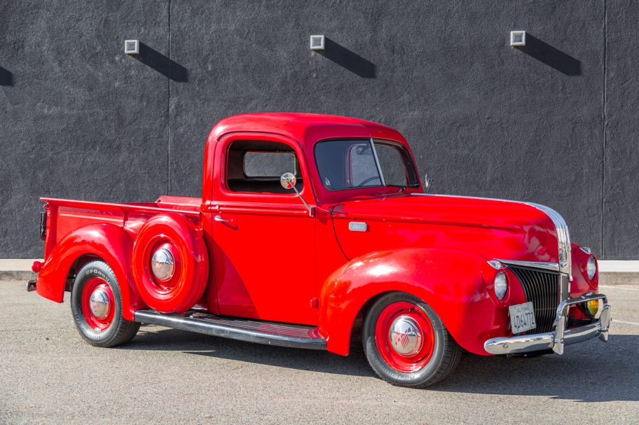 Custom 1941 Ford Pickup