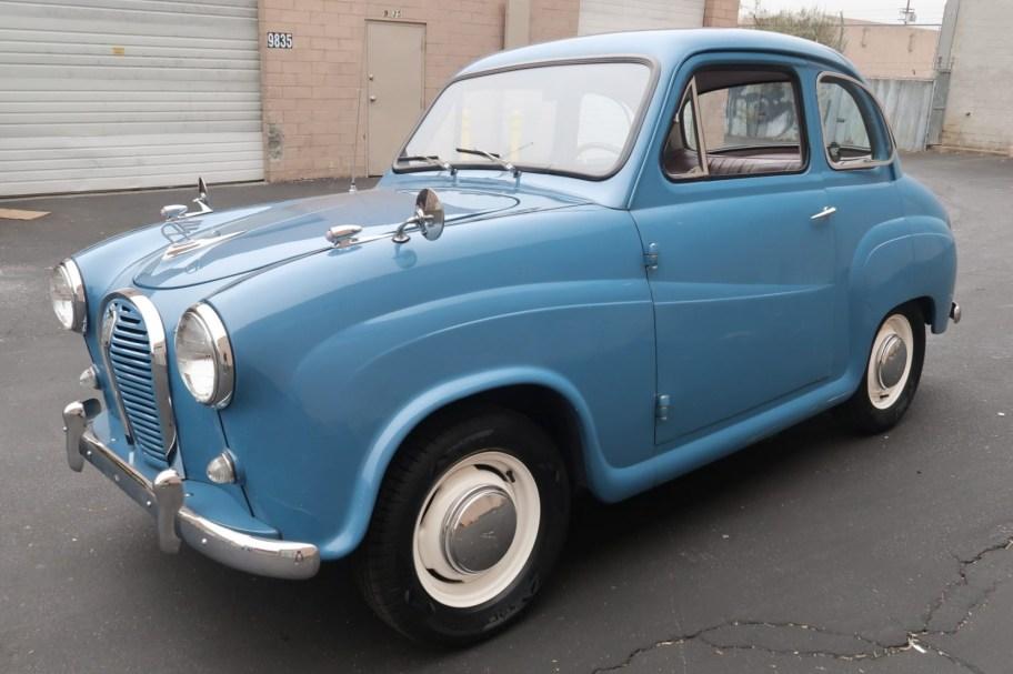 No Reserve: 1958 Austin A35