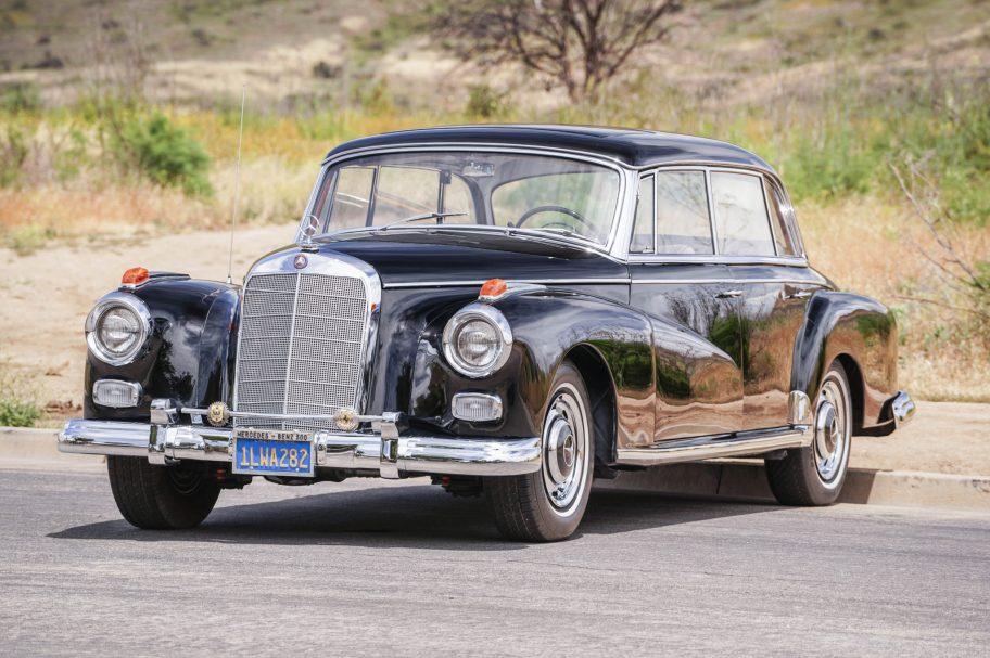 No Reserve: 1958 Mercedes-Benz 300d Adenauer 4-Speed