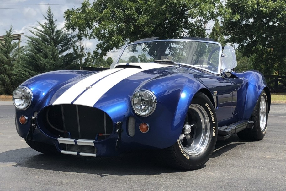 Superformance MkIII Cobra 5-Speed