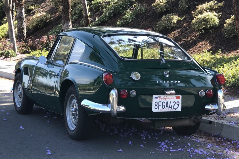 1967 Triumph GT6