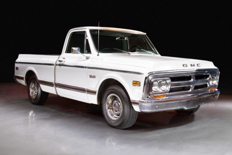 1970 GMC C1500 Custom L47 4-Speed Pickup