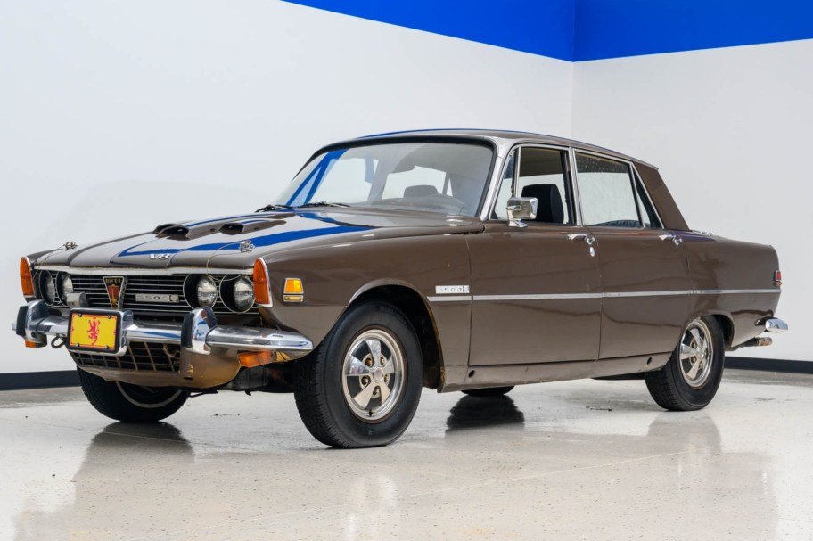 No Reserve: 1970 Rover 3500S Project
