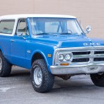 1971 Gmc Jimmy 4x4 For Sale On Bat Auctions Sold For 22 000 On June 17 2020 Lot 32 820 Bring A Trailer