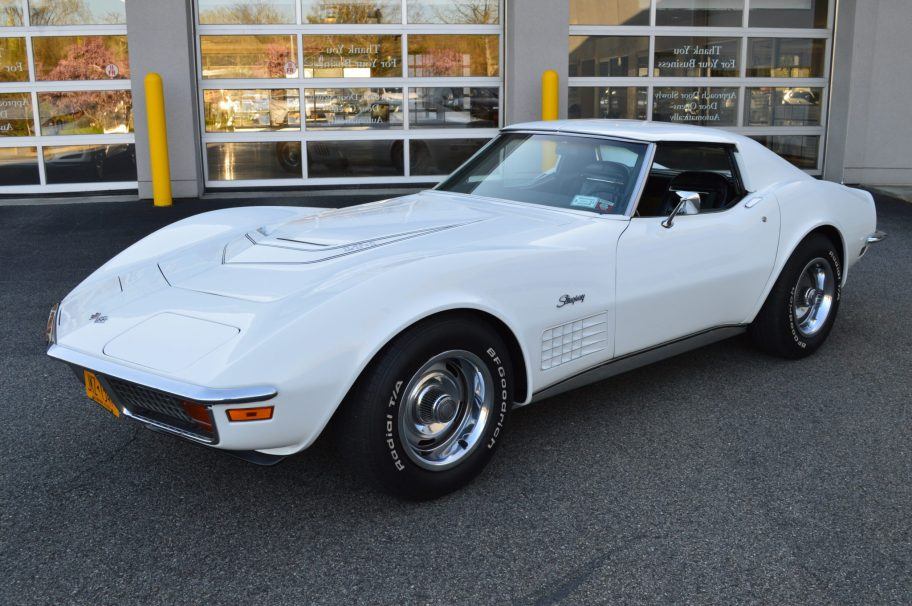 1972 Chevrolet Corvette LT1 4-Speed