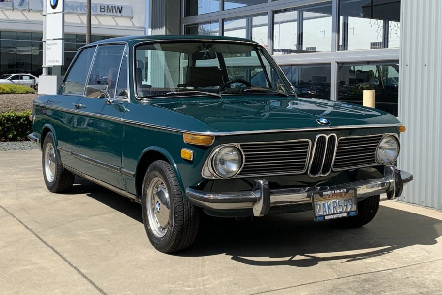 45-Years-Owned 1973 BMW 2002tii