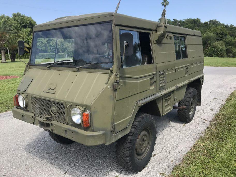 1973 Steyr-Puch Pinzgauer 710K
