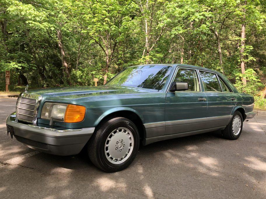 1986 Mercedes-Benz 300SDL
