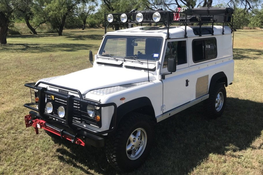 1989 Land Rover Defender 110 V8
