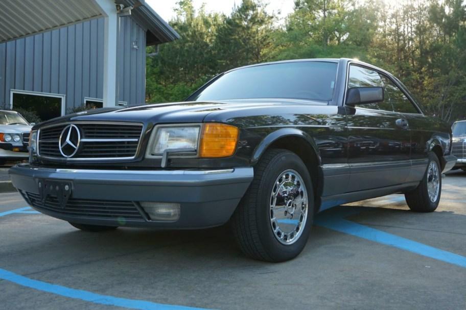 1989 Mercedes-Benz 560SEC