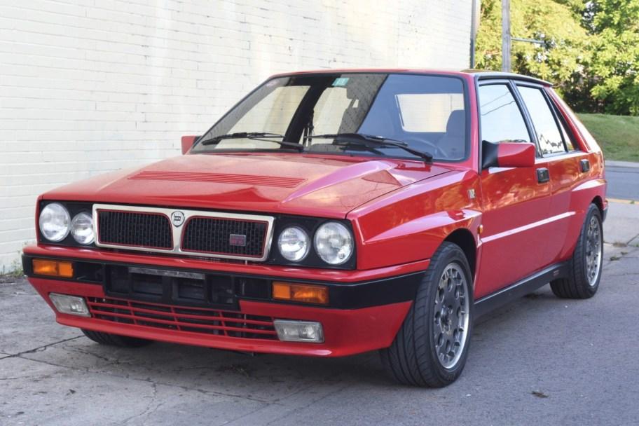 1990 Lancia Delta HF Integrale 16V