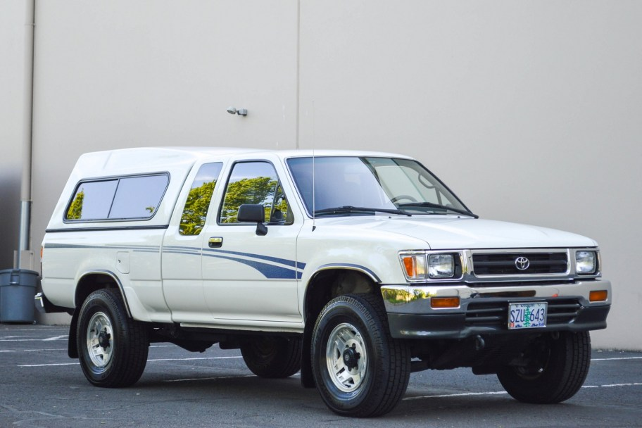 1993 Toyota 4x4 Pickup 5-Speed