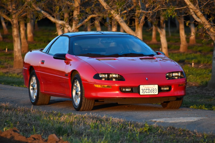 1994 Chevrolet Camaro Z28 6-Speed