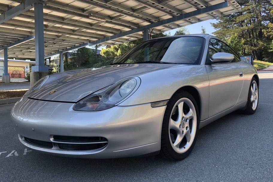 No Reserve: 2000 Porsche 911 Carrera Coupe
