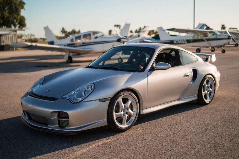 2001 Porsche 911 GT2 Clubsport