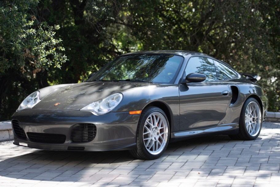 2003 Porsche 911 Turbo X50 6-Speed