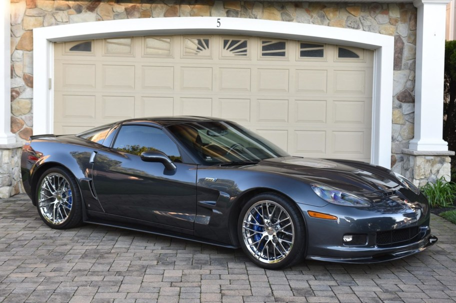 Modified 2009 Chevrolet Corvette ZR-1