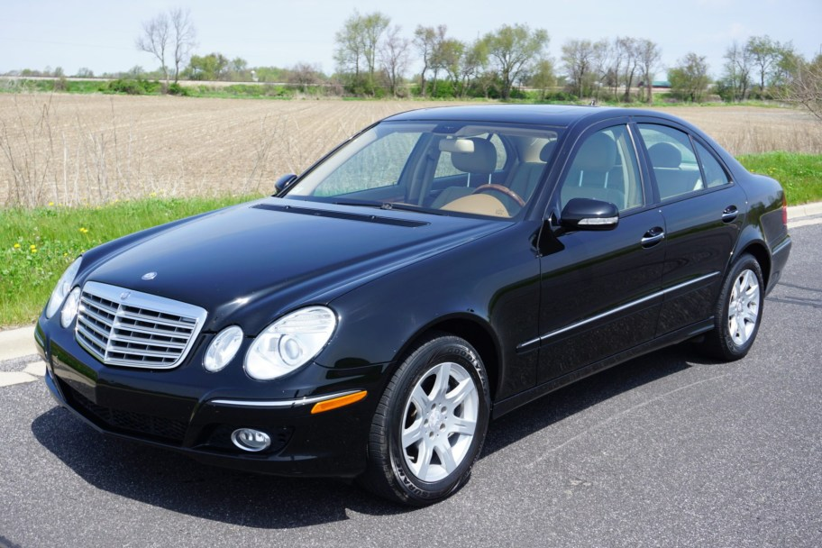 No Reserve: 2009 Mercedes-Benz E320 BlueTEC