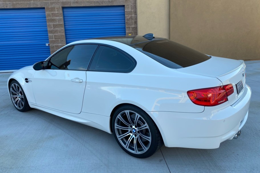 16k-Mile 2011 BMW M3 Coupe 6-Speed