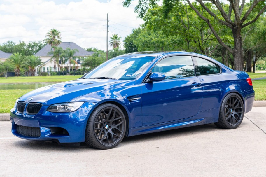 Supercharged 2013 BMW M3 Coupe Competition Package 6-Speed