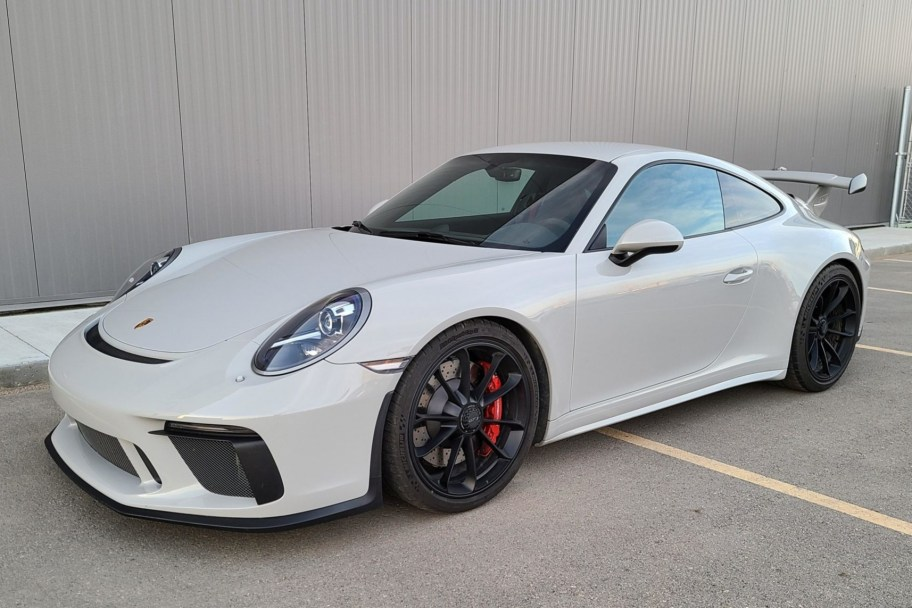 7k-Mile 2019 Porsche GT3 6-Speed