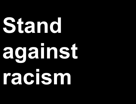 BaT Stands Against Racism