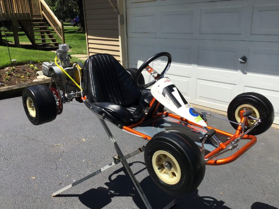 No Reserve: 1971 Bug Sprint Go-Kart