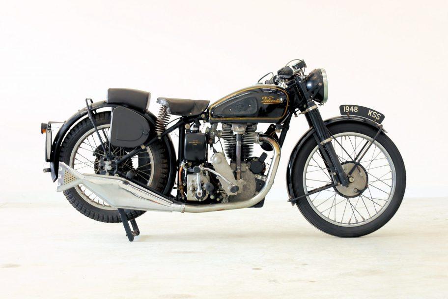 No Reserve: 1948 Velocette KSS