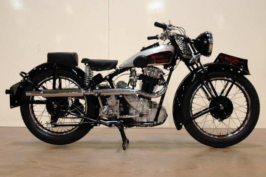 1933 Royal Enfield Bullet 500