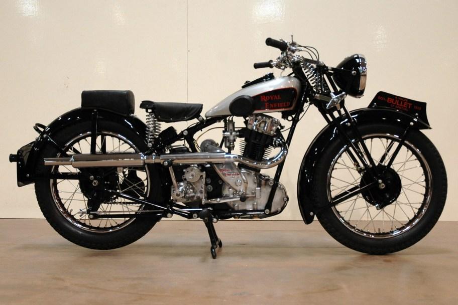 1933 Royal Enfield Bullet 500