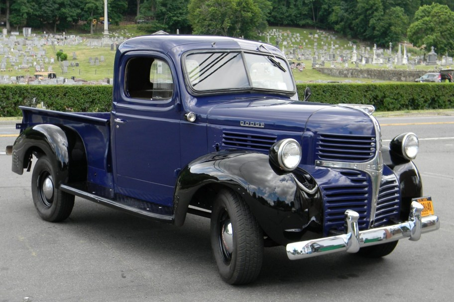 1947 Dodge WC Pickup