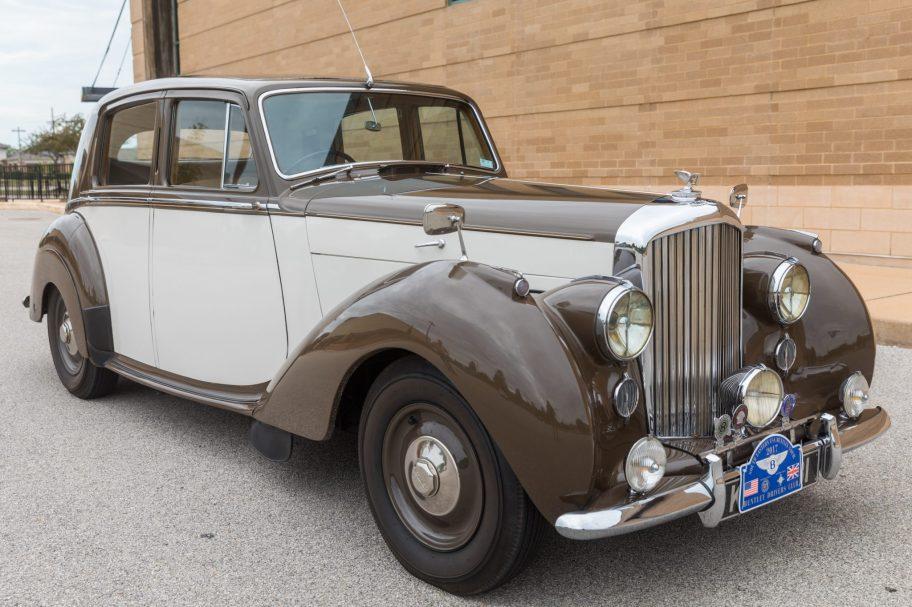 1949 Bentley Mark VI