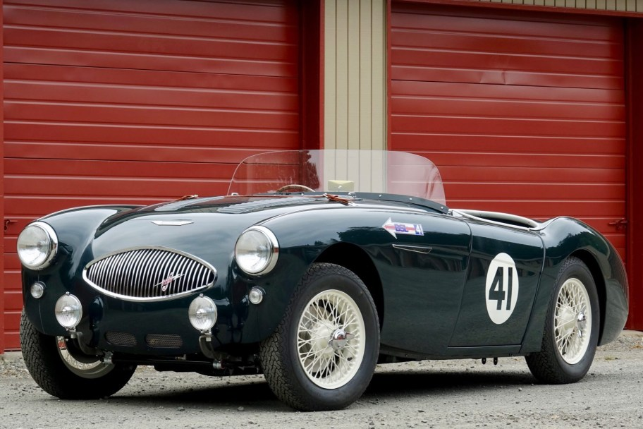 1954 Austin-Healey 100S Tribute