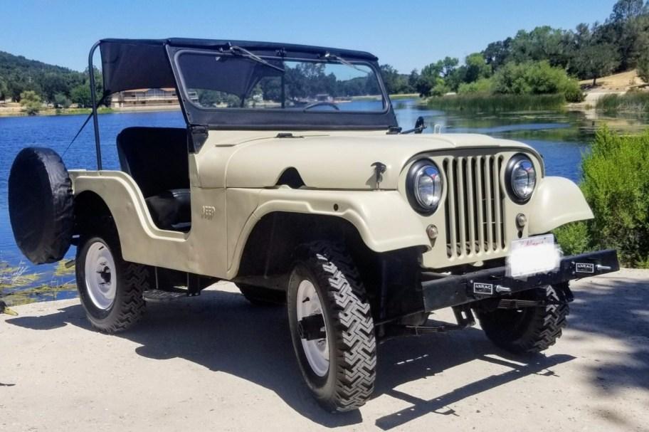 1959 Willys Jeep CJ-5