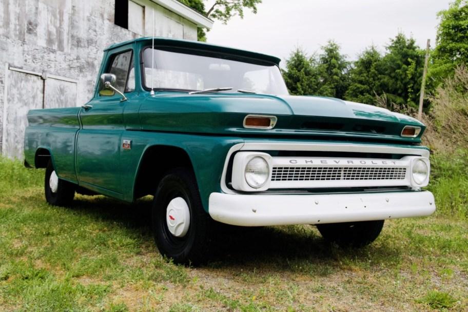 1966 Chevrolet C10 Fleetside Pickup