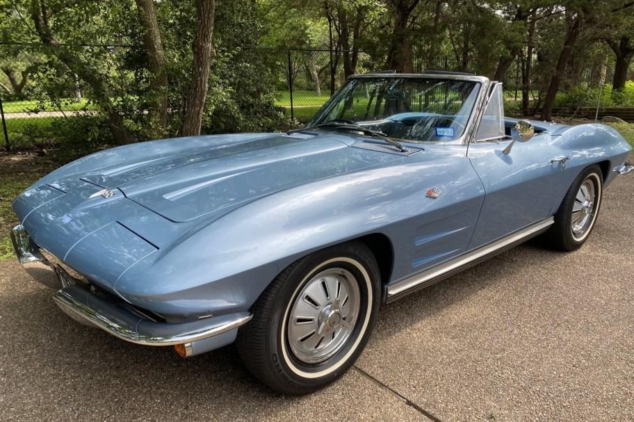 1964 Chevrolet Corvette Convertible 327/365 4-Speed