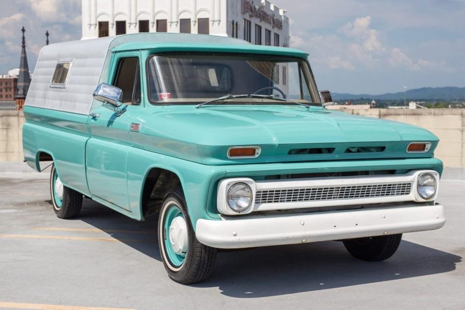 No Reserve: 1965 Chevrolet C10 Pickup