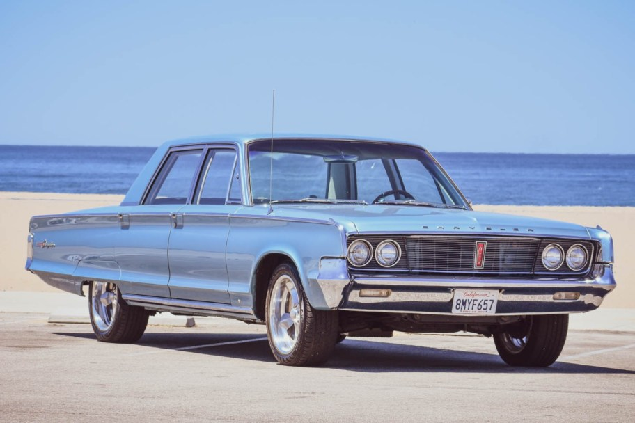 Modified 1965 Chrysler Newport Sedan