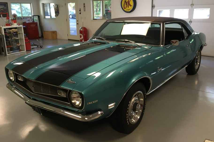 1968 Chevrolet Camaro Z28 4-Speed