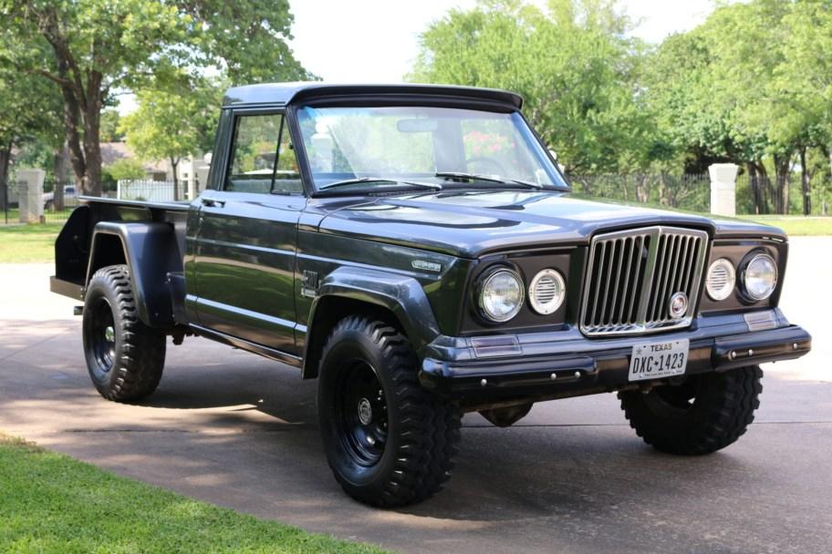 1969 Jeep Gladiator Thriftside 4x4