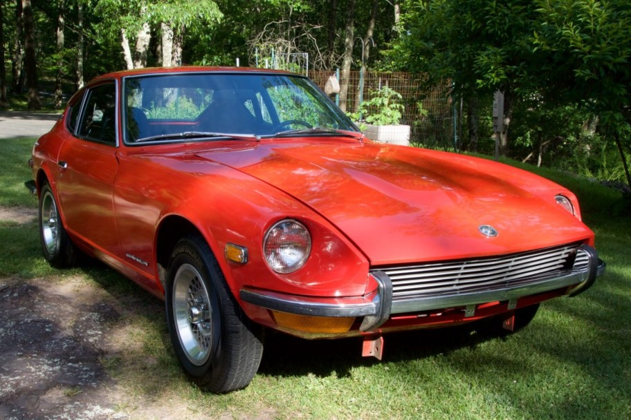 45-Years-Owned 1970 Datsun 240Z
