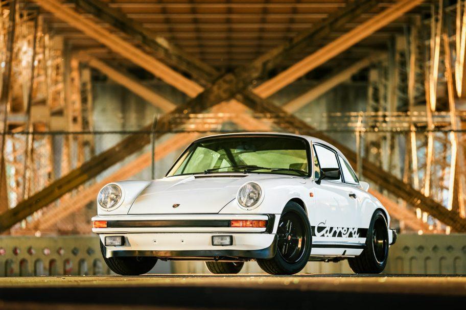 Modified 1974 Porsche 911 Carrera