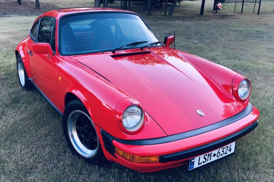 Euro 1981 Porsche 911SC