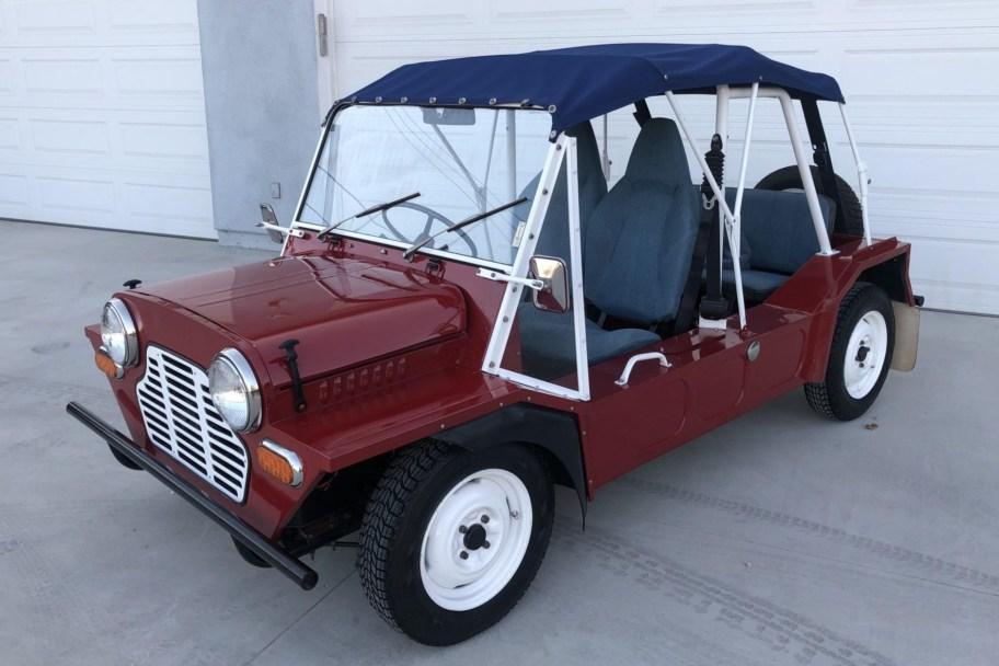 1983 Mini Moke