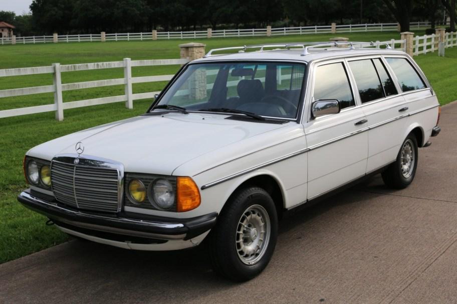 1984 Mercedes-Benz 300TD Turbo